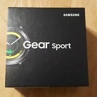 Samsung Gear Sport Smartwatch (Bluetooth), Black , SM-R600NZBAXAR - EMPTY BOX