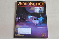 156924) Saab 2000 - Dornier 328 - aerokurier 01/1992