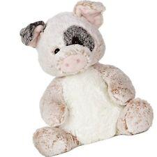 Percy Pig Two Toned 10 inch Incredibly Soft Sitting Pig Swine by Aurora AU03391