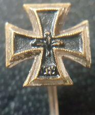 ✚7853✚ German post WW2 1957 pattern Iron Cross II. Class miniature pin badge
