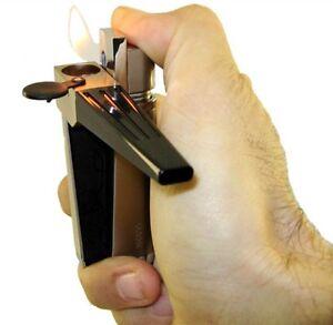 Metal Cigarette Tobacco Tube Holder Filter Cigar Smoking Pipe