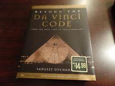 Hardcover Beyond The Da Vinci Code By Sangeet Duchane W/ Dust Jacket #3571