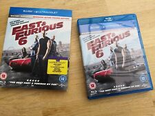 Fast and Furious 6 [Blu-ray] [2013] [Region Free] Vin Diesel With Slipcase