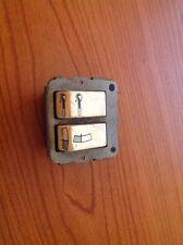 Renault 4 Interruttore Jaeger  Doppio Originale Nuovo Switch