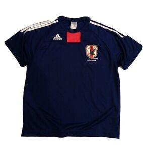 Adidas Giappone Japan Nazionale giapponese Maglia Calcio Mondiali Taglia M