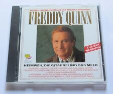 Freddy QUINN-Homesick, the guitar and the Sea (new entries from ZDF/ORF SDG.)
