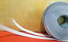 VELCRO ADESIVO CHIUSURA A STRAPPO da 2cm Bianco COMPLETO vendita al metro
