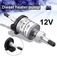 12V Air Diesel heater fuel pump sound deadening jacket