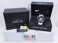Invicta Men's 23765 Disney Quartz 3 Hand Black Dial Watch