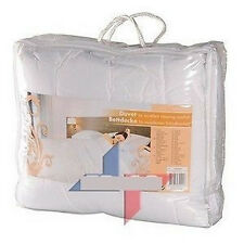 COUETTE + SAC 140X200 CM 200G/M2 POLYESTER LIT LITERIE NEUF 43 couverture duvet