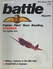 Born in BATTLE Magazine January 1980 Buzz Beurling PHANTOM in Vietnam