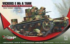 Vickers e MK-settembre 1939 (esercito polacco marcature) 1/72 MIRAGE