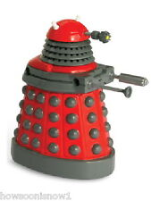 Dr Who Wind-Up 3.5-Inch Red Dalek Toy: Sealed Blister Pack - Mint In Pkg - Bluw
