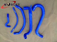 1998-2002 For FORD AU FALCON 4.9L V8 Radiator Silicone Hose Blue 99/00/01