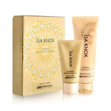 Isa Knox TE'RVINA creamy form Cleanser Set(Cleanser 130ml + Massage cream 60 ml)