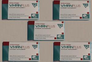 50 (5x10) VMANPLUS Sex Pills/Tablets For Men. Strongest Available. Best Price.