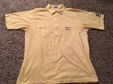 Vintage 1980's University Of Michigan La Mode SS Football Shirt, Sz M, USA Made