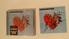 Gavin Degraw Something Worth Saving New CD With Autographed Booklet