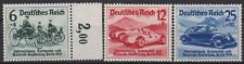 === DR Drittes Reich Mi. 686-688 **, Kat. 110€ ===