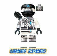 LEGO Minifigure - Zane Hunted - Ninjago njo458 FREE POST