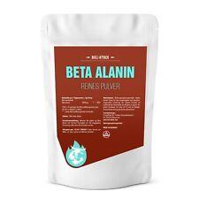 Beta Alanin 500g - reines Pulver - Carnosin Booster Muskelaufbau keine Kapseln