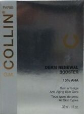G.M. Collin Derm Renewal Booster 10% Tester - 30 ml / 1 oz New in Box EXP 4/2019
