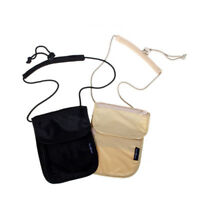 Neck Bags Strap Bag Hidden Passport Case Wallet Money Holder Security