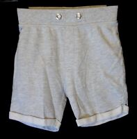 Boys Next Grey Marl Elasticated Waist Comfy Casual Jogger Shorts Age 3-4 Years