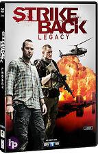 Strike Back . Legacy . The Complete Series 5 . Season 5 . 3 DVD . NEU . OVP