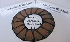 Scars of Mirrodin complete Basic paese Set // 20 | 20 // NM-EX // Engl.