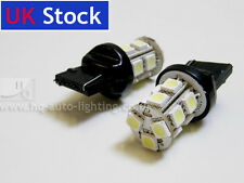 2x 13 LED 582 7440 T20 W21W White Wedge Rear Indicator Car Light Bulb A