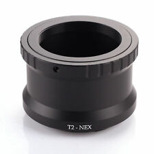 T2 T Lens to Sony E-mount Adapter Ring NEX-7 6 5 A7 A7S A7R II A6300 A6000 A6500