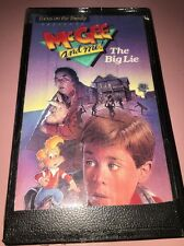 McGee and Me - The Big Lie  -VHS