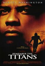 """REMEMBER THE TITANS Movie Poster [Licensed-NEW-USA] 27x40"""" Theater Size"""