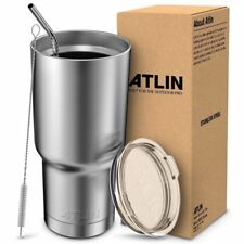 Atlin Tumbler 30 oz. Double Wall Stainless Steel Vacuum Insulation Travel Mug