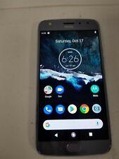 Motorola Moto X4 64GB Blue XT1900-1 (Unlocked) Great Phone Discounted JW3206