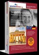 deutsch für Griechen Sprachkurs Xl-basiskurs Mp3 Audio CD Sprachenlernen24