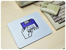 neue Retro Mousepad COMMODORE AMIGA ungebraucht 22 x 18cm