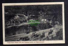 124744 AK Argonnenwald Toter Mann Mühle 1915 Feldpost
