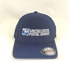 USPS Flexfit Cap Yupoong Wool Blend 6477 Hat United States Postal Service L/XL