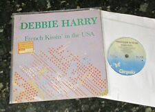 """Debbie Harry VERY RARE 7"""" 45 SOUTH AFRICA French Kissin' Blondie PD 2499"""
