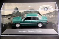 1:43 Altaya IXO Chevrolet Monza 1988 Diecast Models Cars Limited Edition Toys