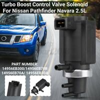 Turbo Boost Control Valve Solenoid For Nissan D40 Pathfinder R51 Navara NP300 NP