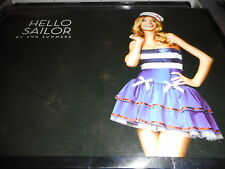 ANN SUMMERS SAILOR GIRL OUTFIT WITH HAT  NEW AND BOXED