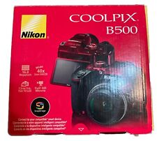 Nikon Coolpix B500 Camera Fully Functional and Everything Included DISPLAY MODEL