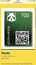 Crypto Stamp 2.0 Panda In Green Bereits Ausverkauft Perfekt Für Sammler