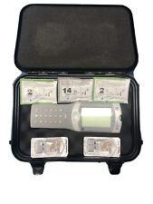 Abbott I Stat 1 Portable Blood Analyzer Mn 300 With Case Government Surplus