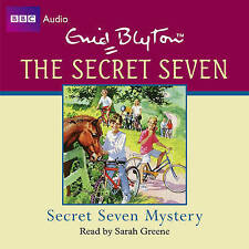 Secret Seven Mystery by Sarah Greene (CD-Audio, 2010)