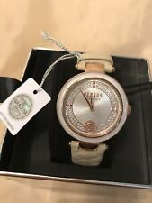 VERSACE Versus  36mm rose-gold-tone Crystal Accented  Womens Watch vspcd5018