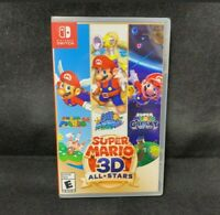 Super Mario 3D All Stars Nintendo Switch Physical Version New In Hand Ship Today